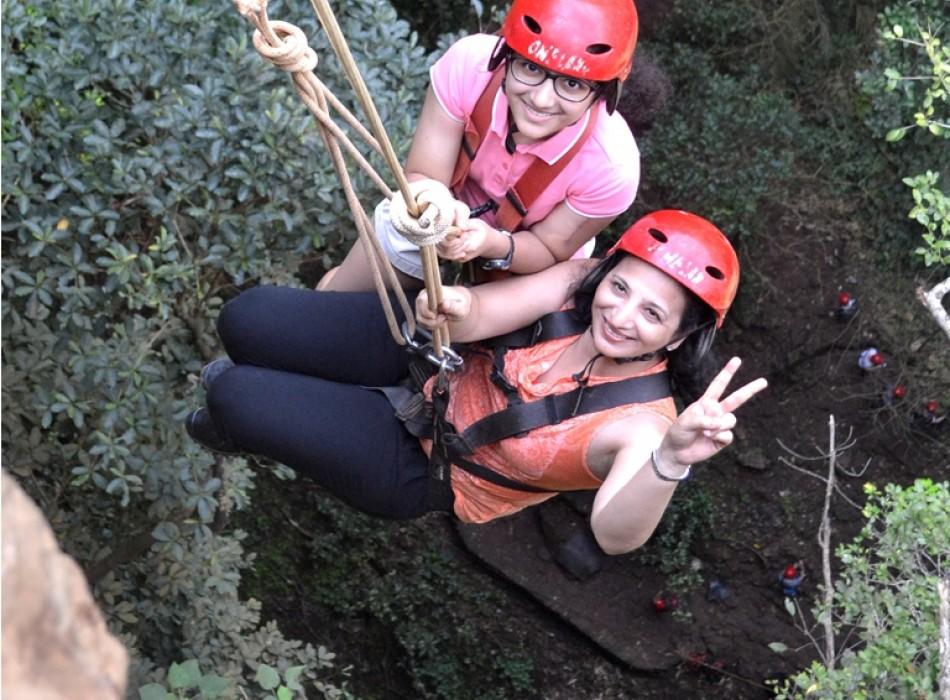 Jomblang Cave Adventure & Parangtritis Beach