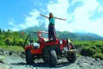 Merapi Jeep Sunrise & Jomblang Cave Adventure