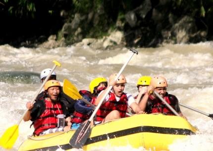 Progo White River Rafting