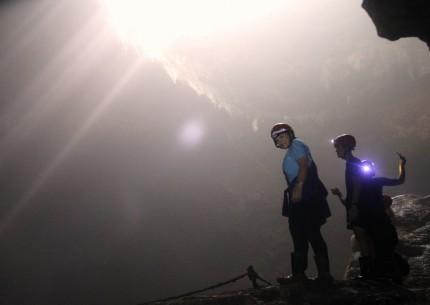 Jomblang Cave Adventure & Merapi Jeep Lava Tour