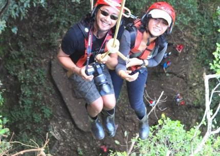 3 Days of Jomblang Cave Adventure & Borobudur Sunrise