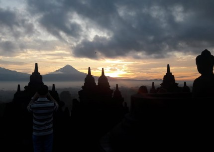 Borobudur Sunrise & Dieng Plateau
