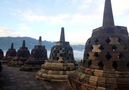 Borobudur Half Day Tour