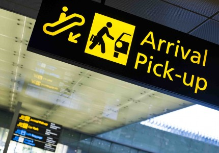 Pick up service at Yogyakarta Airport to Transfer to Borobudur area