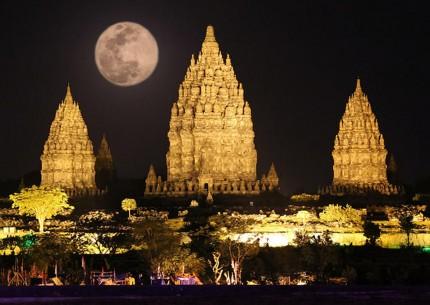 Ramayana Ballet  Prambanan Temple