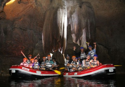 Tanding Cave Tour & Timang Beach with Gondola Ride